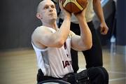 Eiropas Čempionāta otrā spēle, pret Horvātiju